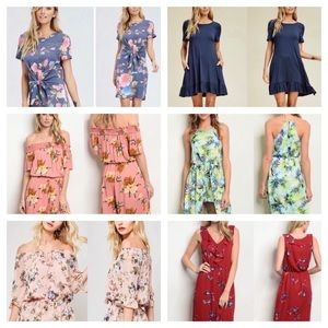 Sale! Dress and Jumpsuit